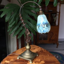 Art & Craft W.A.S Benson Table Lamp