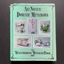Art Nouveau Domestic Metalwork from...